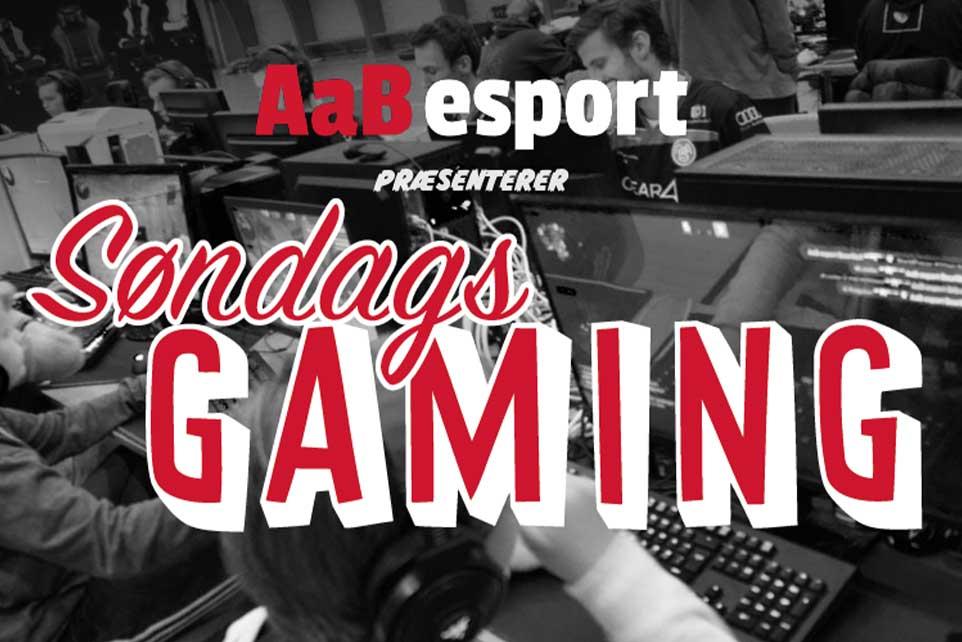 søndagsgaming-aab-esport