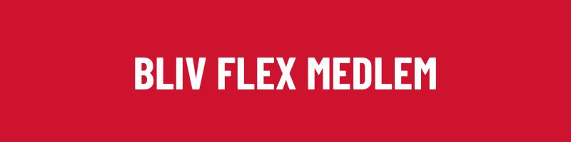 Bliv flex medlem knap