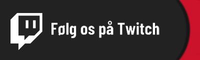 Følg os på twitch banner